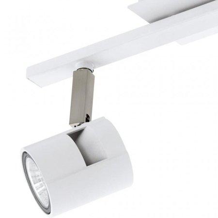 Aufputzlampe Deckenleuchte VERGIANO weiß 2xGU10 5W 2x400lm 3000K 97507 EGLO