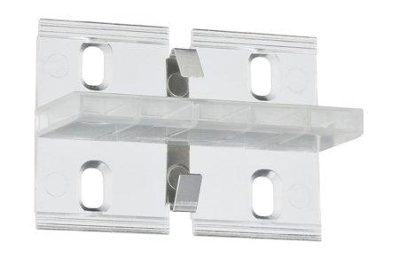 Befestigung Duo Profil 4er Pack Transparent