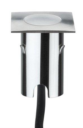 Bodeneinbauleuchten MiniBoden IP67 4x0,7W 2700K Stahl