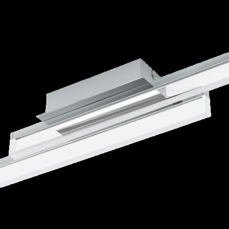 Deckenleuchte PALMITAL Chrom 2x LED 10W 2600lm 97965 EGLO