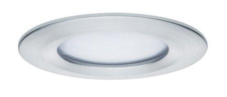 Einbauleuchte LED Set Premium EBL Coin Slim 3x6,8W 2700K 415lm IP44 Aluminium