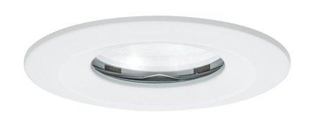 Einbauleuchte dimmbar LED Premium EBL Nova 1x7W GU10 weiß IP65