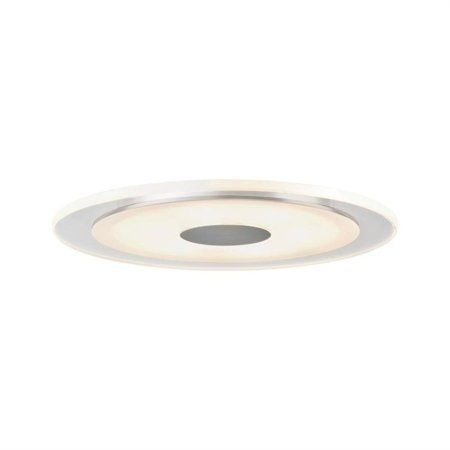 Einbauleuchte, rund LED Whirl 3x6W 3000K 450lm IP23 Aluminium