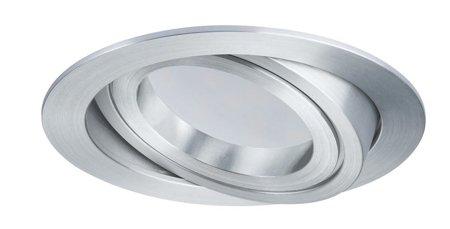 Einbauleuchten schwenkbar Coin dimmbar LED 3x6,8W Aluminium