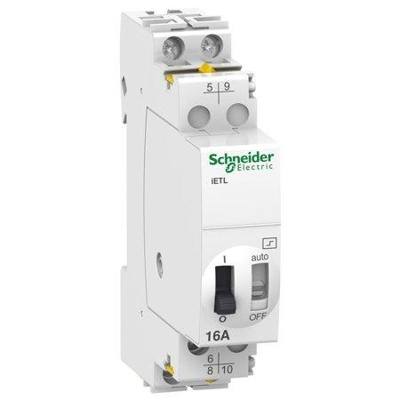 Erweiterung, Impulstrigger iETL-16-111-48 16A 1NO/NC+1NO 48VAC/24VDC