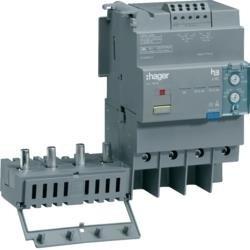 FI-Block Baugröße x160 4polig 125A Idn einstellbar Hager HBA126H