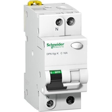 Fehlerstrom-Schutzschalter DPNVigiK-C10-30-A C 10A 1N-polig 30 mA Typ A