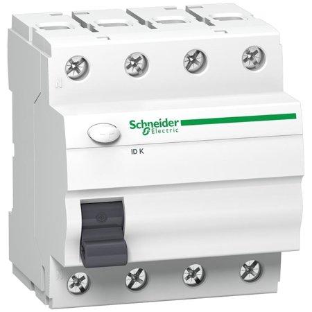 Fehlerstrom Schutzschalter IDK-25-4-30-A 25A 4-polig 30mA Typ A