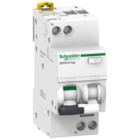 Fehlerstrom-Schutzschalter iDPNNVigi-B10-300-AC B 10A 1N-polig 300 mA Typ AC