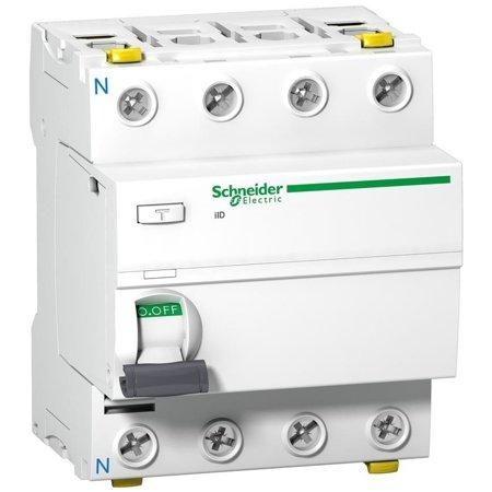 Fehlerstrom Schutzschalter iID-25-4-300-AC 25A 4-polig 300mA Typ AC