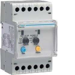 Fehlerstromschutz-Relais 30mA-10A mit Zeitverzögerung Hager HR510
