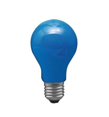 Glühbirne E27 blau 25W 1lm