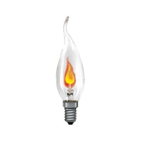 Glühbirne Flackerkerze Cosylight E14 3W 1lm