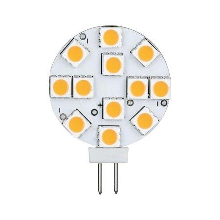 Glühbirne LED G4 2,5W 2700K 180lm 12V