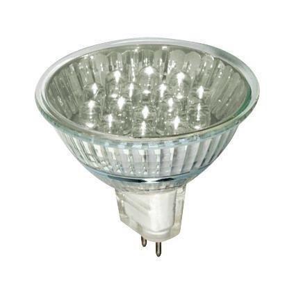 Glühbirne LED GU5,3 1W 6500K 35lm 12V