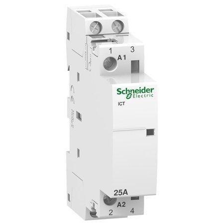 Installationsschütz iCT50-25-20-220 25A 2NO 50Hz 220 VAC