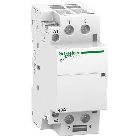 Installationsschütz iCT50-40-20-230 40A 2NO 50Hz 220/240 VAC