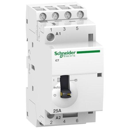 Installationsschütz iCT50r25-40-230 25A 4NO 50/60Hz 220/240 VAC