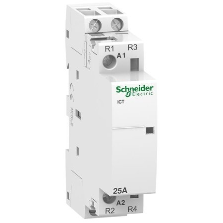 Installationsschütz iCT60-25-02-230 25A 2NC 60Hz 220/240 VAC