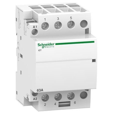 Installationsschütz iCT60-63-30-230 63A 3NO 60Hz 220/240 VAC