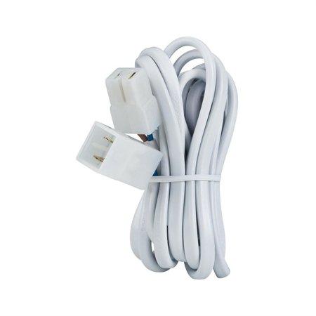 Kabelverlängerung für Einbauleuchten Steckverbindungen 200cm 0,75mm