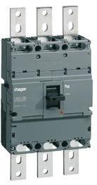 Leistungsschalter Baugröße h1000 3polig 1000A Hager HCE970H