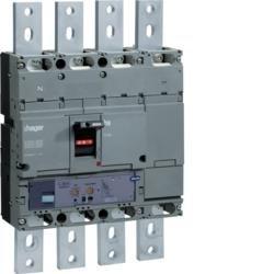 Leistungsschalter Baugröße h1000 4polig 70kA 1000A LSI Hager HEE971H