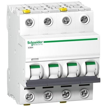 Leitungsschutzschalter iC60H-C4-1 C 4A 1-polig