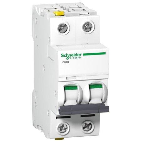 Leitungsschutzschalter iC60H-C4-2 C 4A 2- P+E