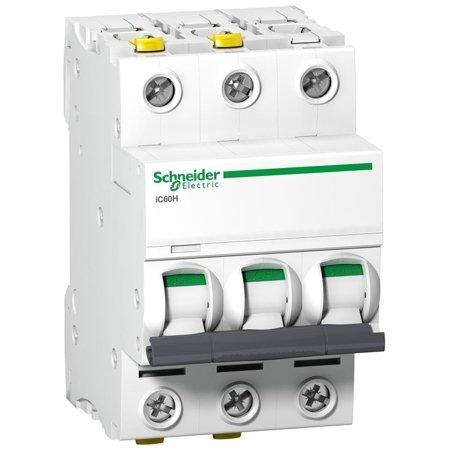 Leitungsschutzschalter iC60H-D0,5-3 D 0,5A 3-polig