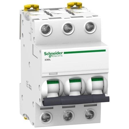 Leitungsschutzschalter iC60L-C4-3 C 4A 3-polig