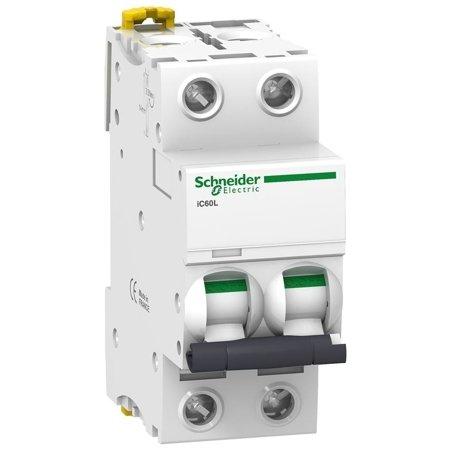 Leitungsschutzschalter iC60L-K1,6-2 C 1,6A 2- P+E