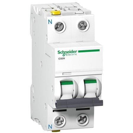 Leitungsschutzschalter iC60N-B63-1N B 63A 1N-polig