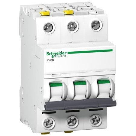 Leitungsschutzschalter iC60N-D10-3 D 10A 3-polig
