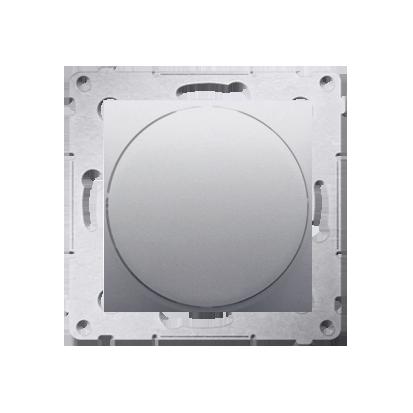 Lichtsignal grün LED (Modul) Gehäuse silber matt Simon 54 Premium Kontakt Simon DSS3.01/43