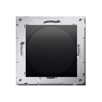 Lichtsignal rot LED (Modul) Gehäuse anthrazit matt Simon 54 Premium Kontakt Simon DSS2.01/48