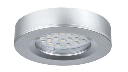 Möbel Aufbauleuchte Rund Platy LED 3x2W 3000K Chrom