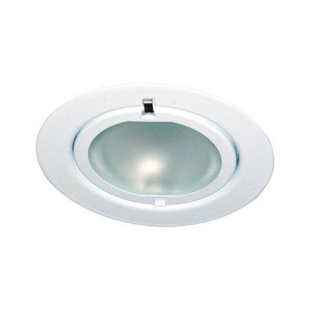 Möbeleinbauleuchte KLIPP-KLAPP G4 weiß