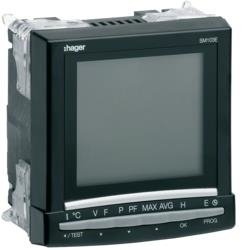 Multifunktionsmessgerät Komfort Hager SM103E