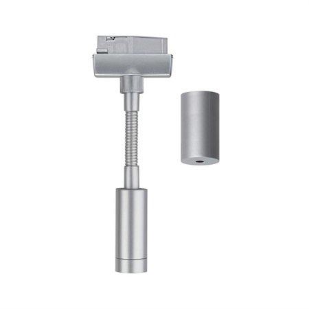 Pendel flex Adapter Schienensystem URail Chrom matt