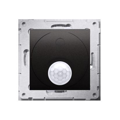 Schalter (Modul) mit Bewegungssensor 20-500W anthrazit matt Kontakt Simon 54 Premium DCR10T.01/48
