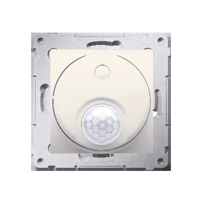 Schalter (Modul) mit Bewegungssensor 20-500W cremeweiß matt Kontakt Simon 54 Premium DCR10T.01/41