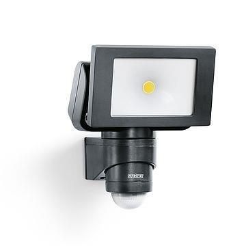 Scheinwerfer LS 150 LED mit Bewegungsmelder 20,5W 4000K 1760lm Schwarz Steinel
