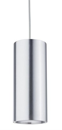 Schienensystem URail LED Durchhang Barrel 6W 2700K 370lm Chrom matt
