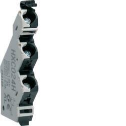 Signalkontakt für Baugröße Wechslerkontakt 230V AC (h250...h1600) Hager HXC024H