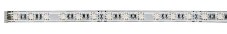 Stripe-Band LED FN MaxLED RGBW 1m Silber