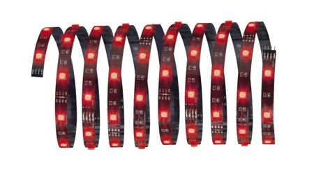 Stripe LED YourLEDECO 3m 21,6W RGB 12V DC