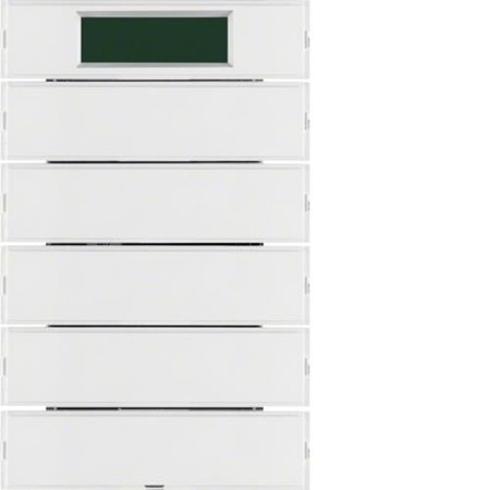 Tastsensor 5fach mit RTR Display K.1 Hager 75665770