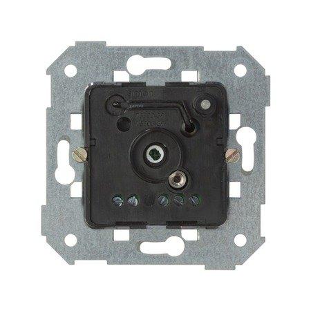 Thermostat- Einsatz für Steuerung von Heizung und Klima 8(4A) Kontakt Simon 82 75503-39