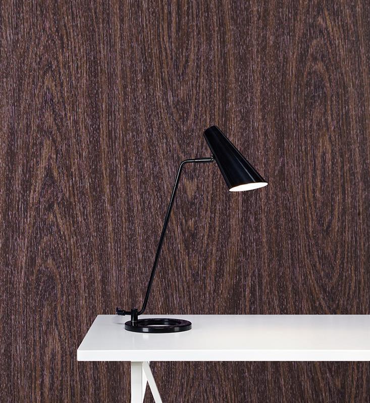 Tischlampe schwarz CAL 40W E14 Markslojd 106781